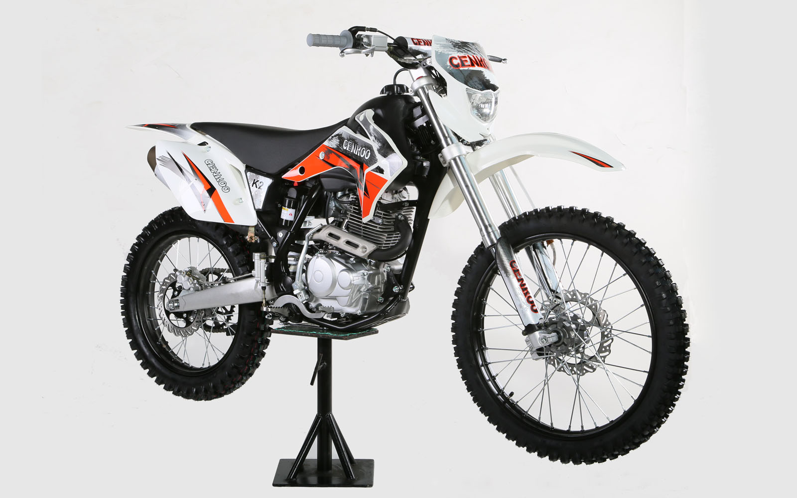 cenkoo k2 250cc luftk hlung 21 18 enduro motocross dirt. Black Bedroom Furniture Sets. Home Design Ideas