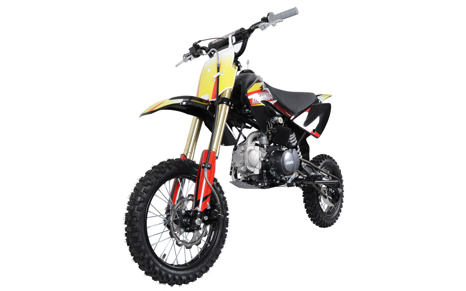 cenkoo cnko 125 125cc 14 12 cross dirt bike pit bike. Black Bedroom Furniture Sets. Home Design Ideas