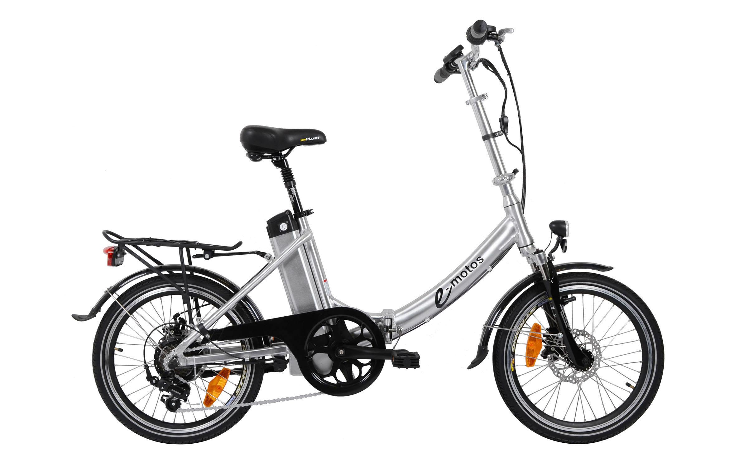ff1f61703c02ca E-motos Alu Pedelec K20 Faltrad Klapprad E-Bike 17Ah Panasonic A ...
