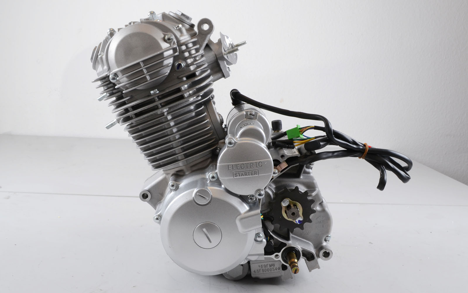 zongshen 250cc motor engine 169fmm luftk hlung enduro. Black Bedroom Furniture Sets. Home Design Ideas