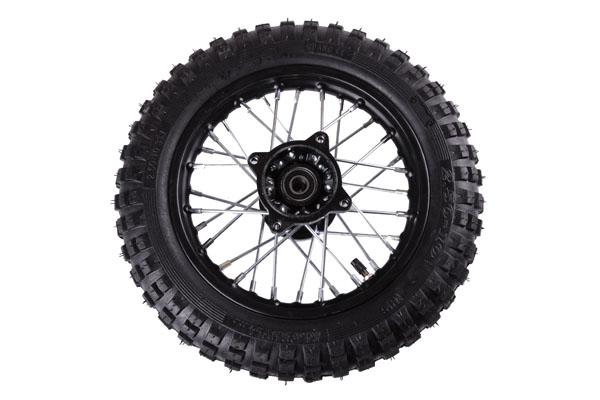 komplett vorderrad 2 5 10 cross dirt bike pit bike cenkoo. Black Bedroom Furniture Sets. Home Design Ideas