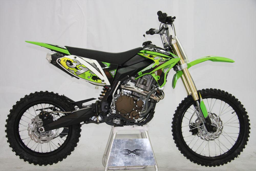 Xb 31d 250cc wasserkuehlung 19 16 034 enduro motocross dirt bike gruen
