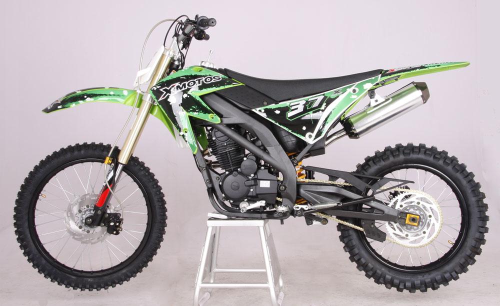 250cc enduro motocross dirt bike vert afficher le titre d origine