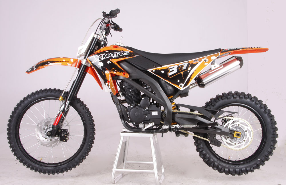 cenkoo xb 37b 250cc 4 temps 21 18 enduro motocross dirt. Black Bedroom Furniture Sets. Home Design Ideas